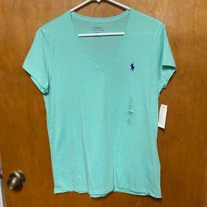 Polo Ralph Lauren NWT Short Sleeve V-Neck